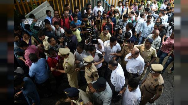 Inde: au moins 22 morts dans une bousculade à Bombay 28
