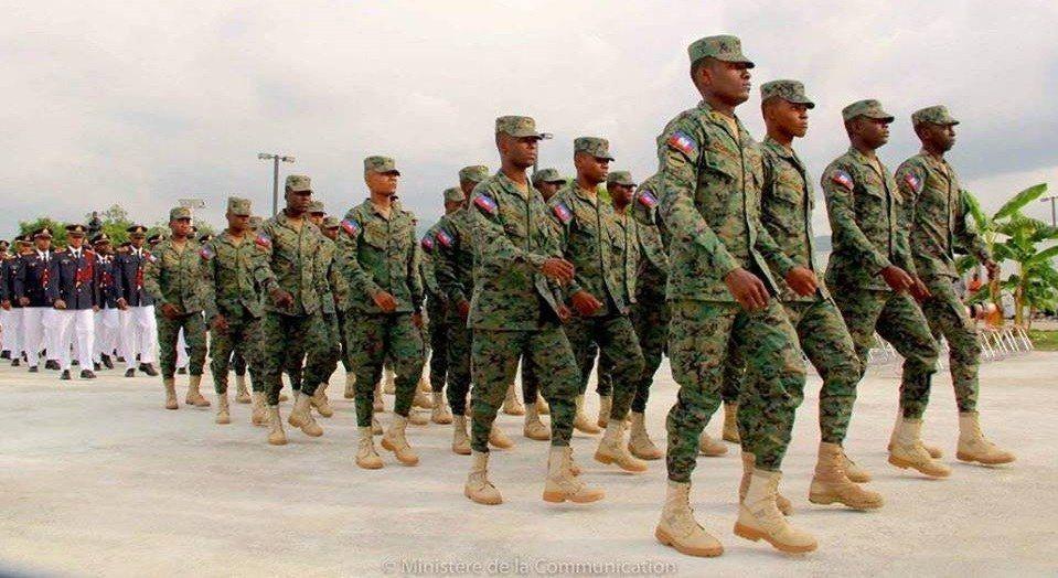 Haïti-Armée : Des soldats haïtiens vont défiler à Port-au-Prince 27