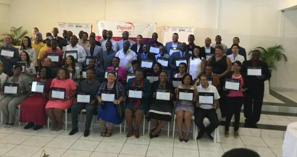 Ayiti : 50 Pèsonalite nan konpetisyon pou dekwoche tit antreprenè ane 2017 la 27
