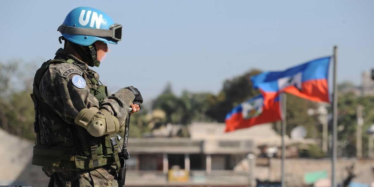 Haïti: Départ définitif de la MINUSTAH ce 15 octobre, La MINUJUSTH prend les commandes. 29