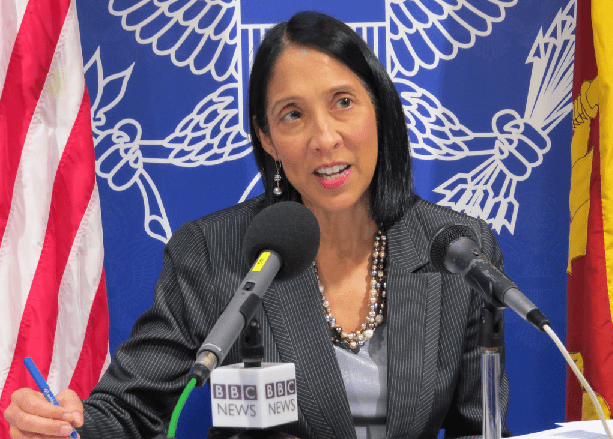 Michele Sison nomine kòm Anbasadè Etazini nan peyi d'Ayiti 26