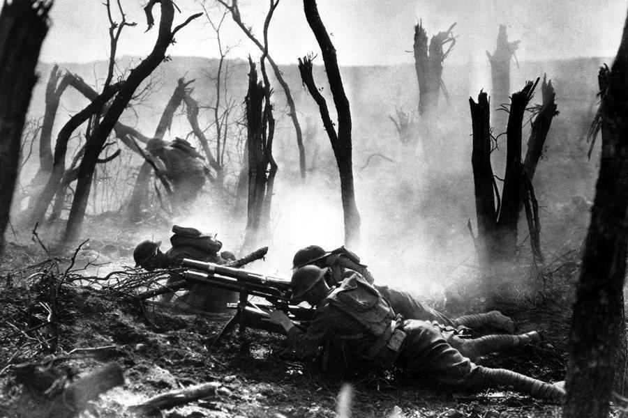 Le 11 novembre marque la fin de la Première Guerre Mondiale 33