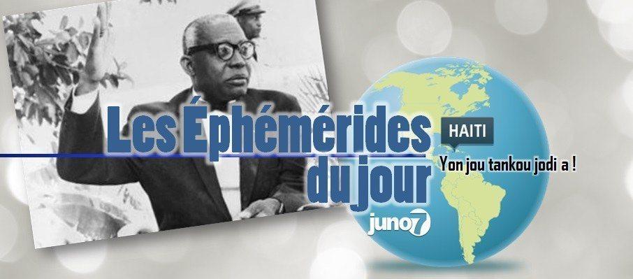 21 Nov. 1960 : Grève d'étudiants à Port-au-Prince et réaction musclée de François Duvalier 33