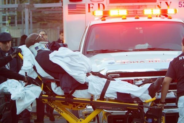 New-York: huit personnes ont été tuées dans un attentat à la voiture-bélier 27