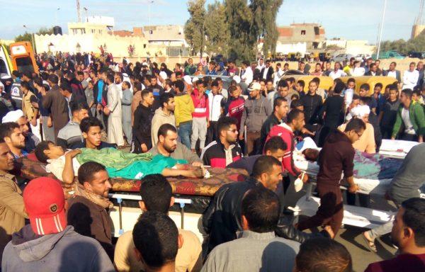 Egypte : Le bilan de l'attaque s'alourdit à 305 morts 29