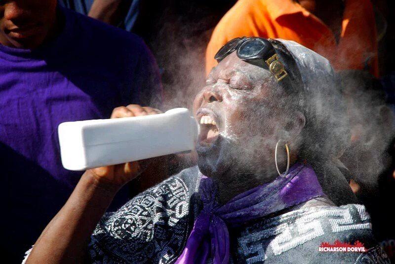 Fête des morts à Port-au-Prince: Entre invocation et hommage 29