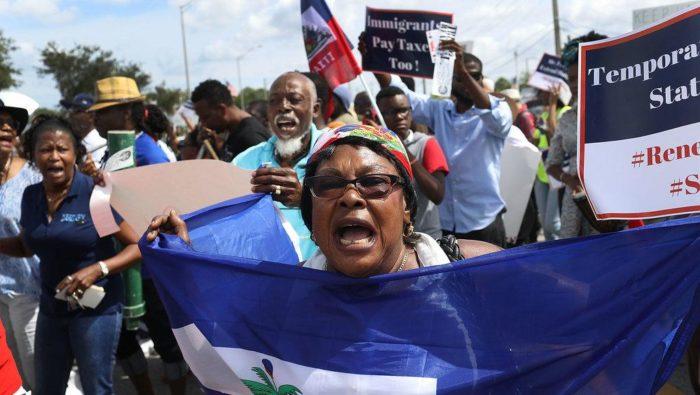 C'est fini pour le TPS, les 59 000 haïtiens ont 18 mois pour quitter les États-unis 26
