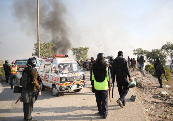 Pakistan : Le ministre de la Justice démissionne pour mettre fin aux manifestations 27