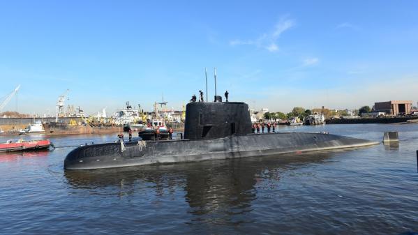 Argentine : Le sous-marin disparu a explosé avec 44 membres d'équipage 28