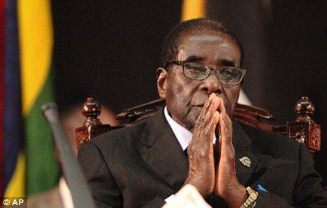 Zimbabwe : Robert Mugabe n'est plus président 28