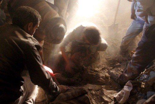 Plus de 60 morts suite d'un puissant séisme de magnitude 7,3 entre Iran et Irak 29