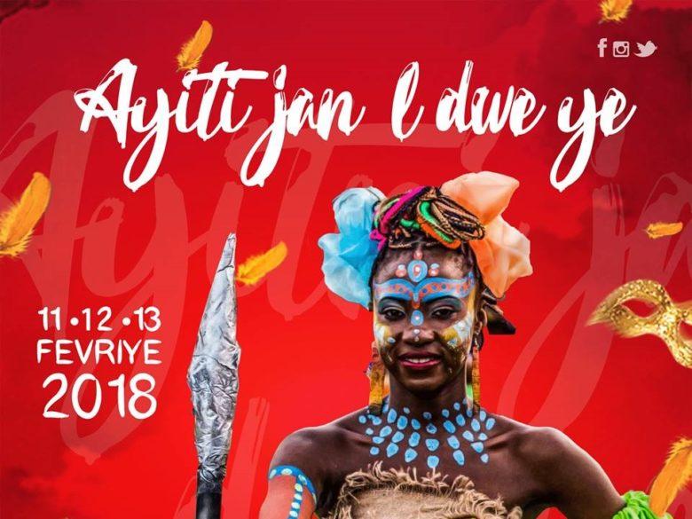 «Ayiti jan'l dwe ye», tel est le thème retenu pour le carnaval 2018 29