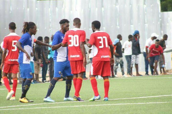 Foot D1-13ème journée: L'AS Mirebalais se régale, Don Bosco tenu en échec 31