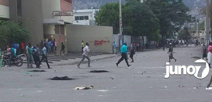 [FLASH] Situation de Panique à Port-au-Prince 27