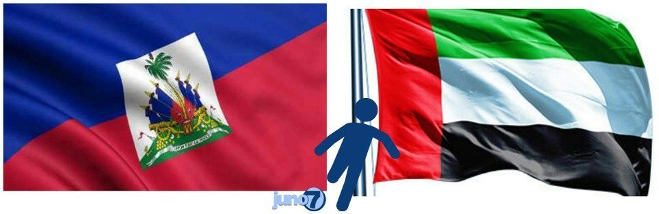 Foot - Match Amical : Duckens Nazon et Haïti domptent les arabes 26