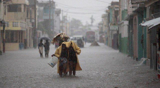 Haïti-Inondations meurtrières: Au moins 5 morts et plus de 10 000 maisons sous les eaux 30