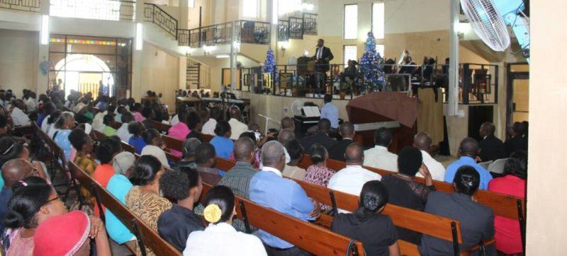 Dossier Grand Ravine, Les adventistes sympathisent avec les baptistes 28