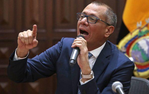 Équateur : Le vice-président est condamné à 6 ans de prison pour corruption 27