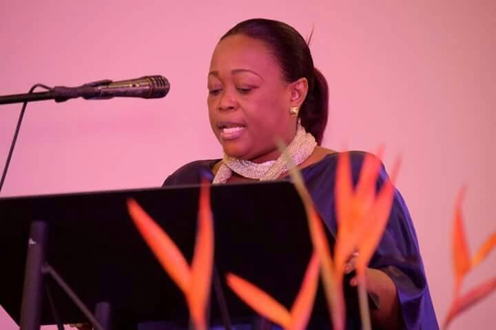 La Sénatrice Dieudonne Luma Etienne veut combattre la violence faite aux femmes 33