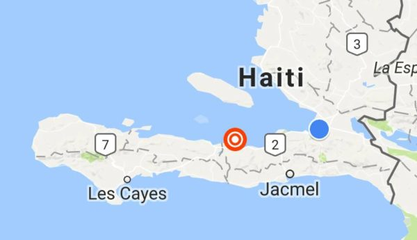 Haïti : La terre a tremblé à Petit-Goâve 27