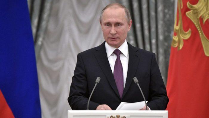 Russie : Vladimir Poutine annonce sa candidature pour un quatrième mandat 27