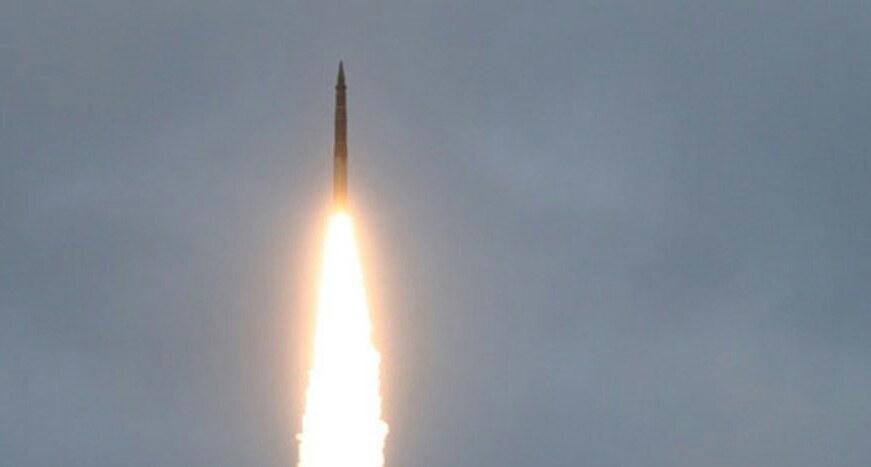 La Russie a effectué avec succès un lancement de missile intercontinental 31