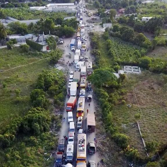 Embouteillage monstre à Port-au-Prince : Record enregistré sur la route 9 ! 27
