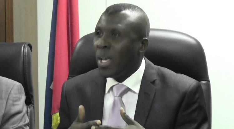 Dossier fusillade - Le commissaire du gouvernement veut agir contre le banditisme 30