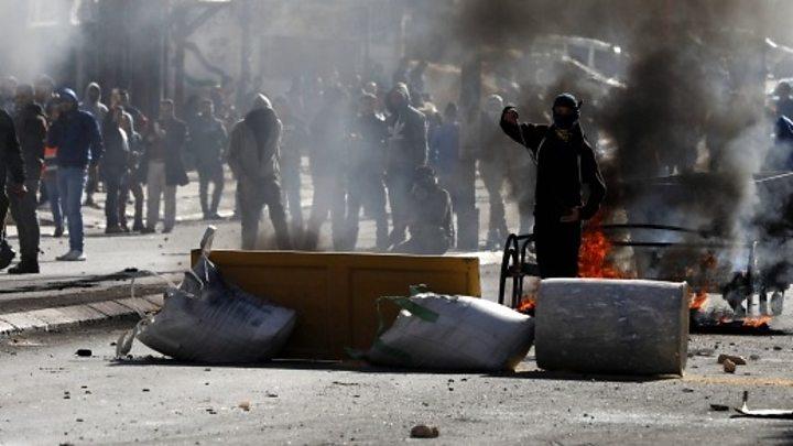 Donald Trump déclare que Jérusalem est la capitale d'Israël, des violences éclatent 31