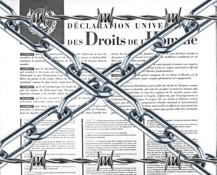 Ironiquement, l'ONU fête les 70 ans de la Déclaration Universelle des Droits de l'Homme 31
