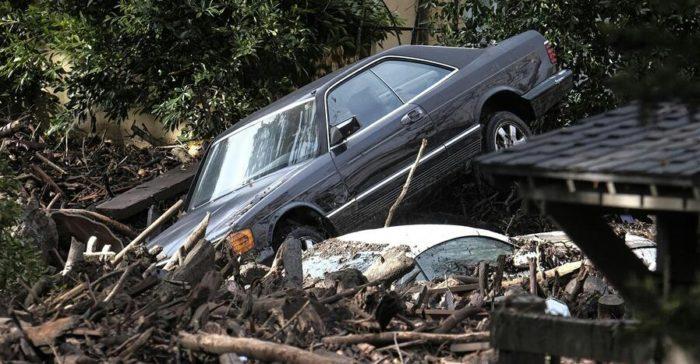 États-Unis : Un glissements de terrain dans le sud de la Californie a fait dix-sept morts 28