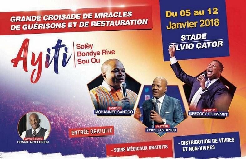 In Haïti, le mouvement de réveil spirituel du début de l'année 27