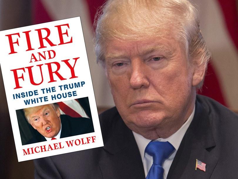 Le livre de Michael Wolff fait trembler Donald Trump 29