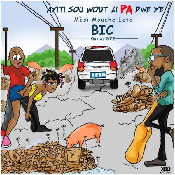 Haïti : Carnaval 2018 - BIC récidive 30