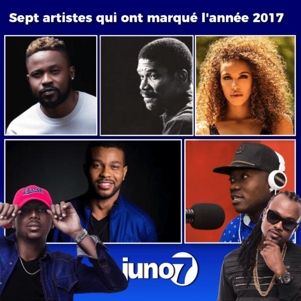 Sept artistes qui ont marqué l'année 2017 43
