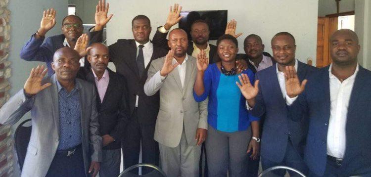 Les élections pour le renouvellement du comité exécutif de la Fédération Nationale des Maires Haïtiens ont eu lieu Jeudi 18 Janvier 30