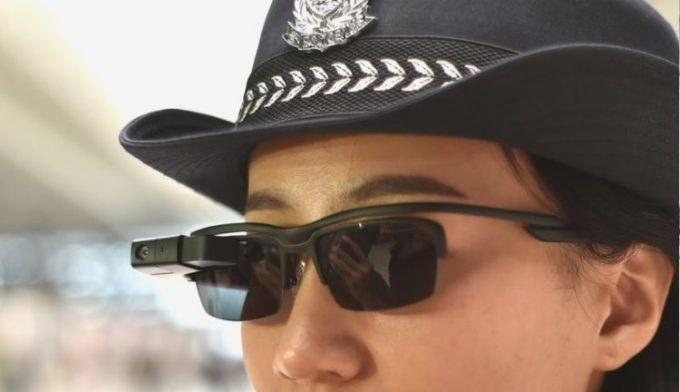 Chine : La police utilise désormais des lunettes de reconnaissance faciale 28