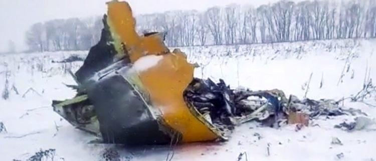 Russie : Un avion s'écrase avec 71 personnes à son bord 27