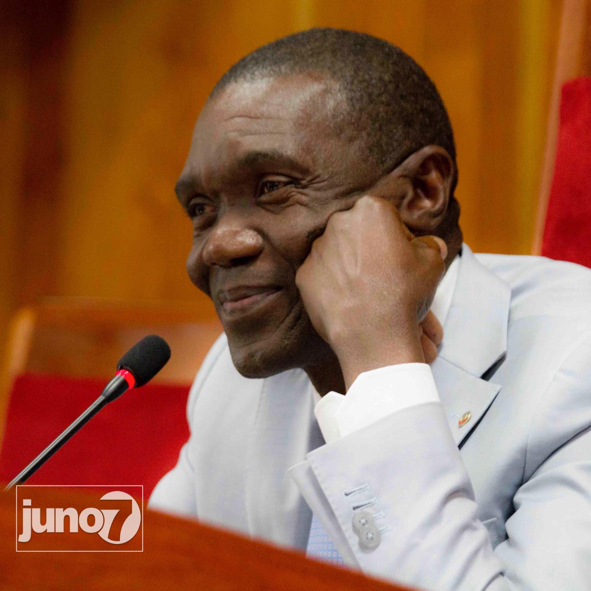 La rédaction de Juno7 présente ses meilleurs voeux au président de l'Assemblée nationale, Joseph Lambert 28