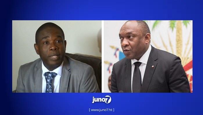CarlMurat Cantave réintègre officiellement le parti Ayiti An Aksyon 32