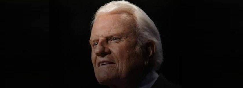 Le pasteur américain Billy Graham est décédé à l'âge de 99 ans 30