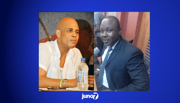 Une interview transformée en discussion surchauffée entre l'ancien président Michel Martelly et un présentateur de Matin Caraïbes. 28