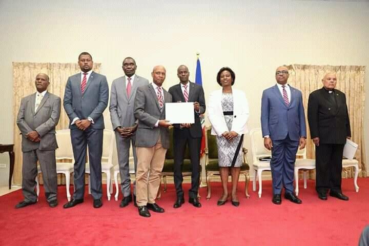 « Etats Généraux Sectoriels » : Les personnalités constituant le comité de pilotage et d'organisation sont installées. 31
