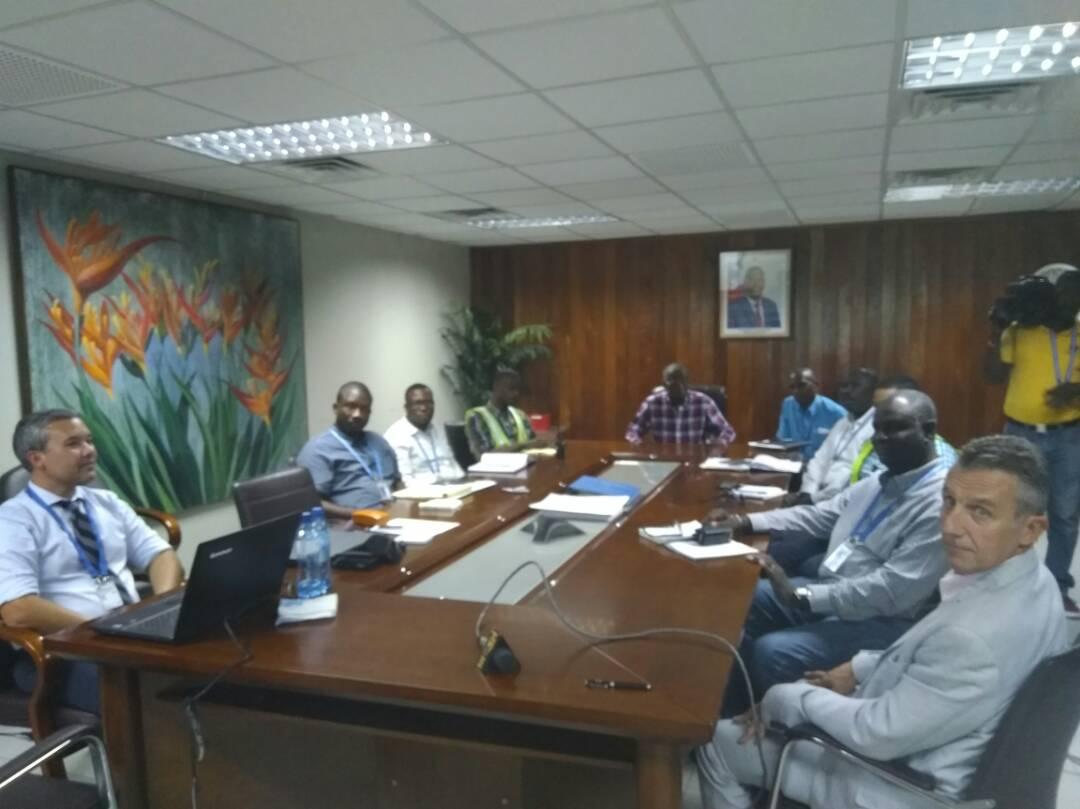 Amorçage du processus de certification de l'Aéroport International Toussaint Louverture : Le rapport préliminaire est encourageant, selon les experts 28