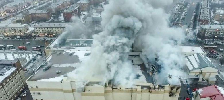 RUSSIE : Incendie meurtrier, Vladimir Poutine dénonce une négligence criminelle 28