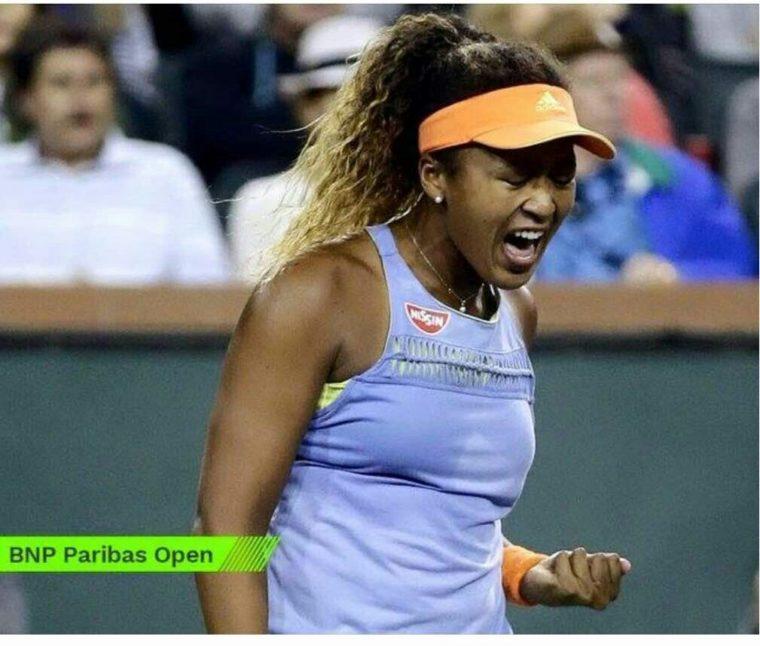 Tennis - Indian Wells : La japonaise d'origine haïtienne a remporté le tournoi 31