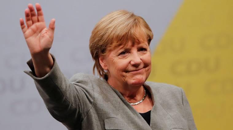Angela Merkel officiellement réélue chancelière pour un 4e mandat 26