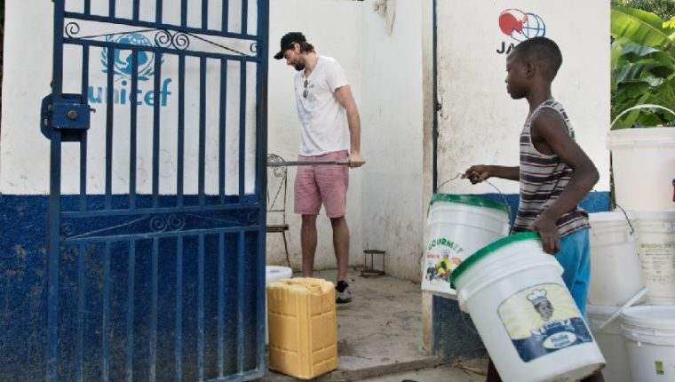 «La nuit de l'eau» une grande soirée caritative en faveur des enfants d'Haïti 30