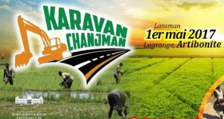 Karavan Chanjman Yon Lane Travay! 29