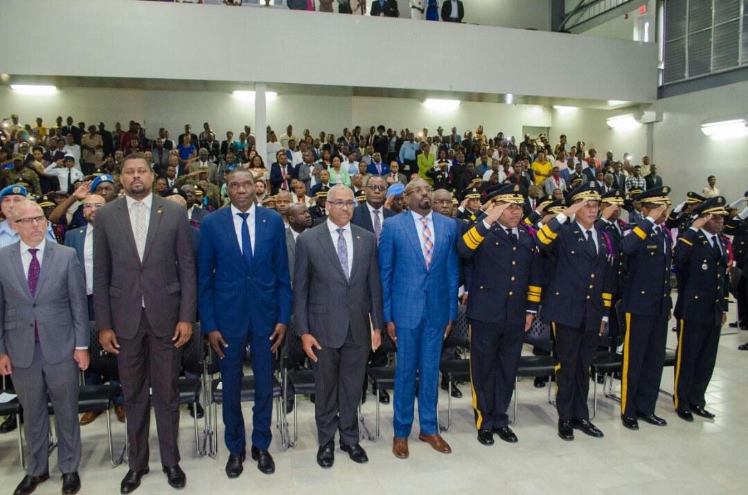 Graduation ce jeudi 5 avril de la 5e cohorte de commissaires de police 27